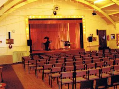 Memorial Hall set for concert
