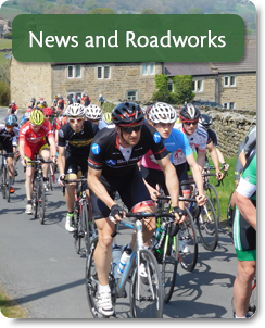 News and Roadworks